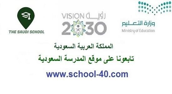 تحليل نتائج الاختبارات للمرحلة الابتدائية 1440 هـ 2019 م المدرسة السعودية